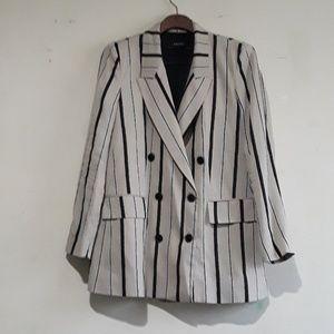 Zara basic jacket